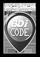 BDI logo white small